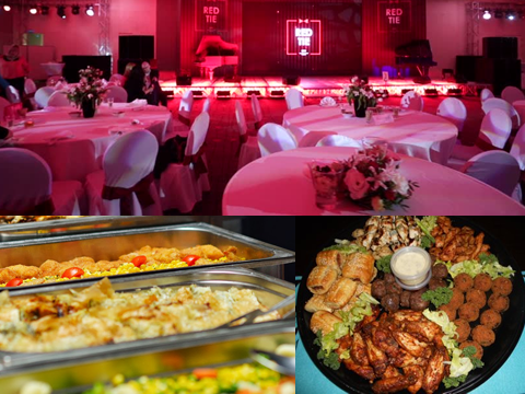 Events Management and catering